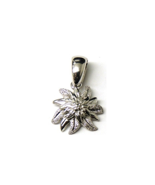 PENDENTIF EDELWEISS DOUBLE