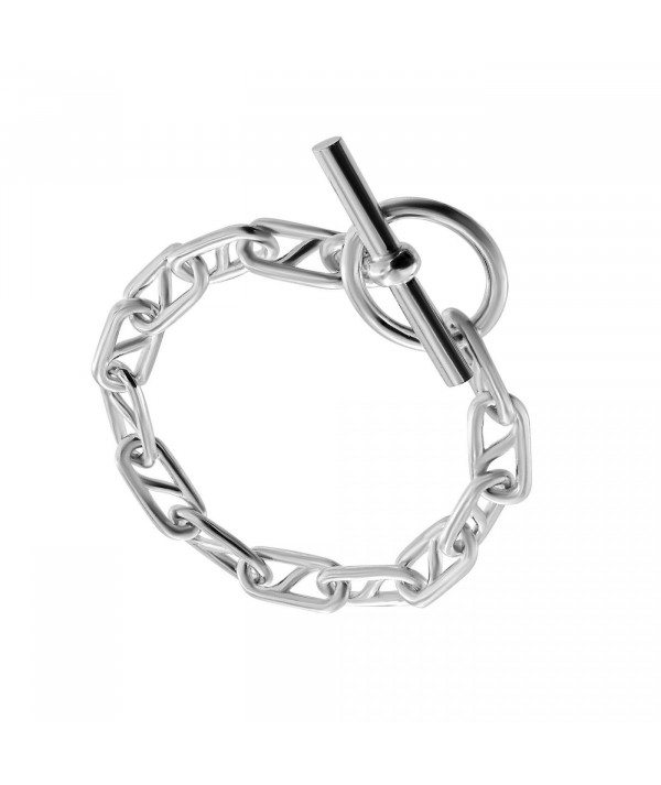 BRACELET CHAINE MAILLONS S