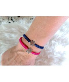 Bracelet flocon-megève-joly-pottuz