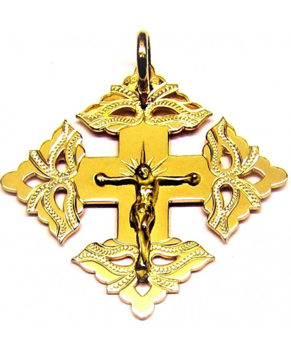 christ-Croix de Megève -Joly-pottuz