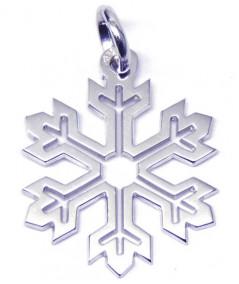 Bijou cristal de neige 2cm joly-pottuz-Megève