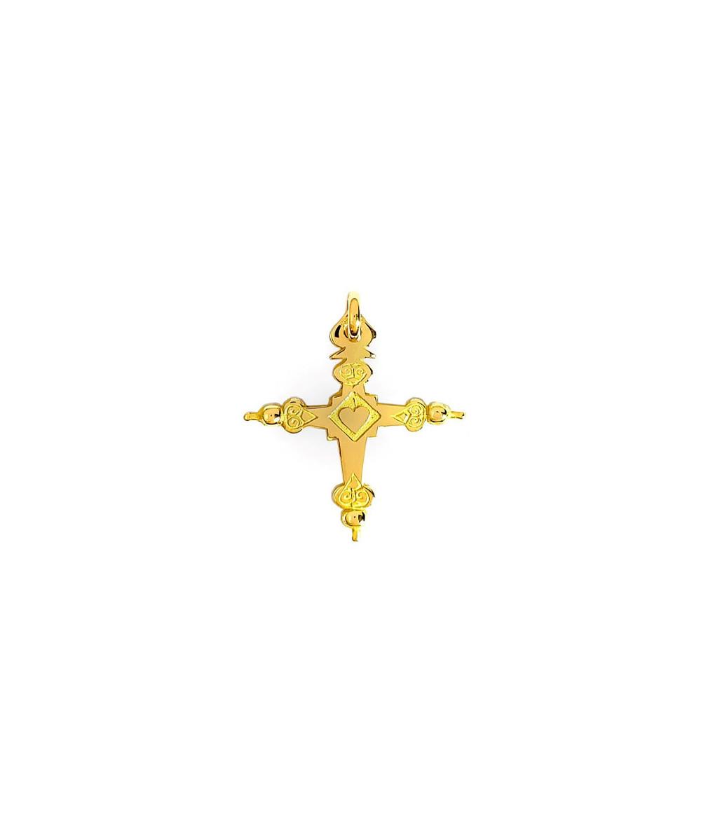 Croix de Savoie 1.5cm Joly-pottuz bijoutier Megève