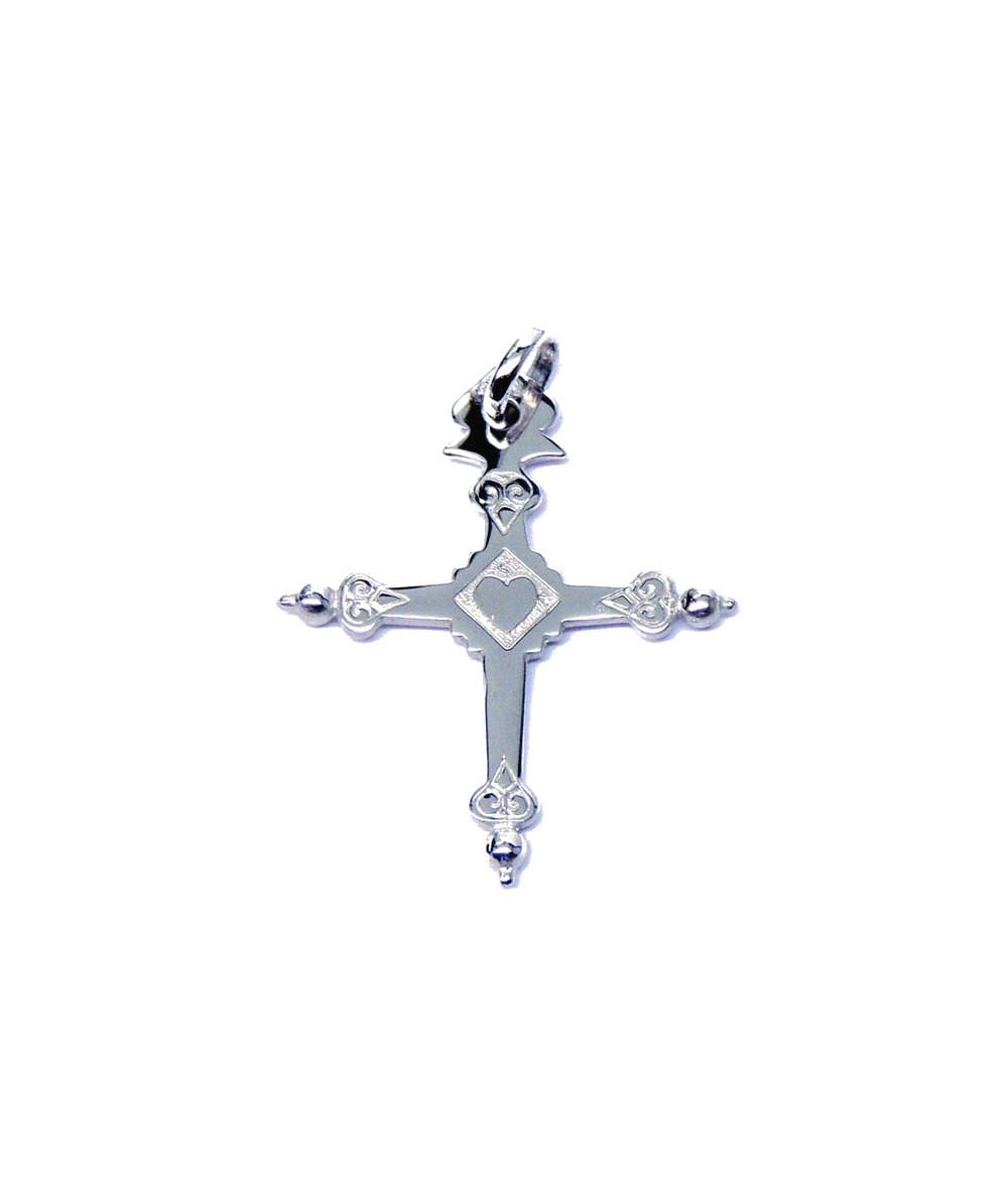 Croix de Savoie 4cm Joly-pottuz bijoutier Megève