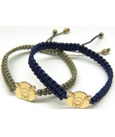 Bracelet Marmotte bijouterie joly-pottuz Megève