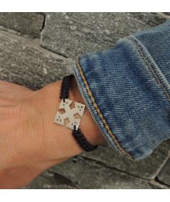 bracelet Croix de Megève Bijouterie Joly-Pottuz