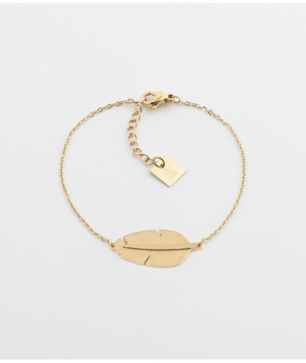 Bracelet Amazonia feuille